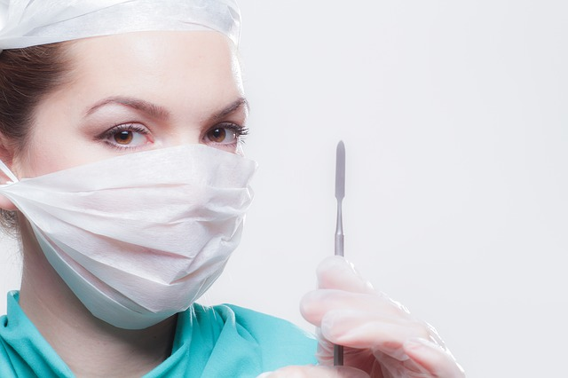 מתחמי עבודה רפואיים